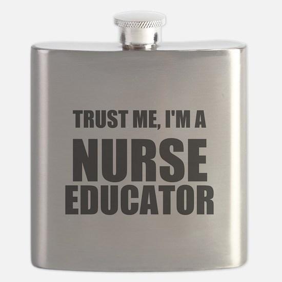Trust Me, Im A Nurse Educator Flask