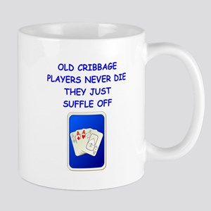 CRIBBAGE3 Mugs