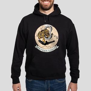 VP 8 Tigers Hoodie (dark)