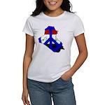 One Million Blogs for Peace Women's T-Shirt