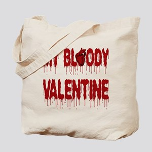 My Bloody Heart Valentine Tote Bag