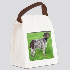 german wirehaired pointer liver full Canvas Lunch