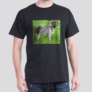 german wirehaired pointer liver full T-Shirt