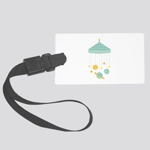Solar System Mobile Luggage Tag