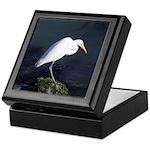 Great Egret Keepsake Box