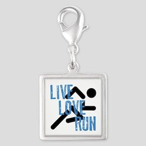Live, Love, Run Charms