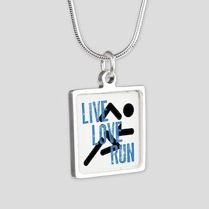 Live, Love, Run Necklaces