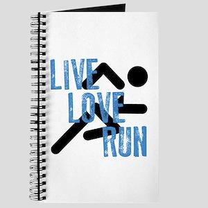 Live, Love, Run Journal