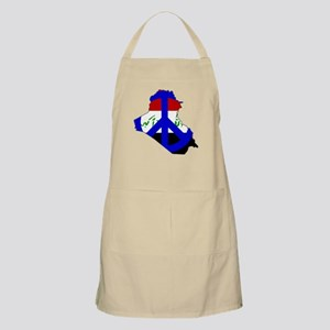 One Million Blogs for Peace BBQ Apron