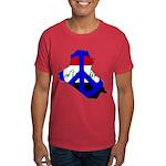 One Million Blogs for Peace Dark T-Shirt