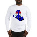 One Million Blogs for Peace Long Sleeve T-Shirt