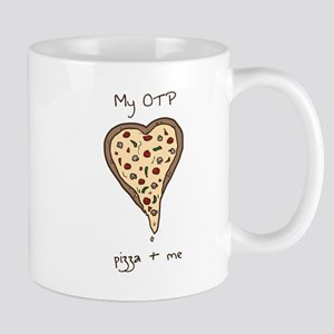 Pizza love Mugs
