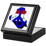 One Million Blogs for Peace Keepsake Box