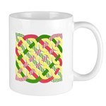 Celtic 12 Circles - Pastel Mug