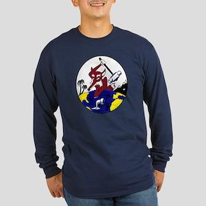 VP 5 Mad Foxes Long Sleeve Dark T-Shirt
