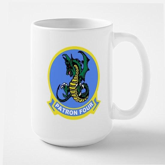 VP 4 Skinny Dragons Large Mug