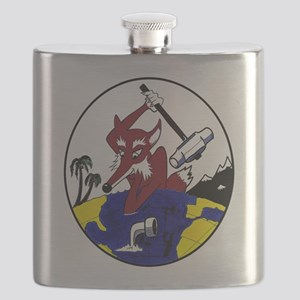 VP 5 Mad Foxes Flask