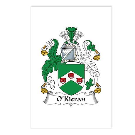 O'Kieran Postcards (Package of 8)