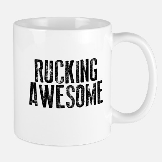 Rucking Awesome Mugs