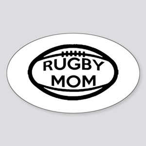 Rugby Mom Sticker