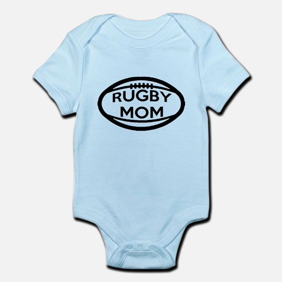 Rugby Mom Body Suit