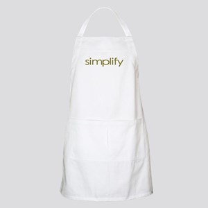 Simplify BBQ Apron