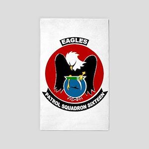 VP 16 Eagles 3'X5' Area Rug