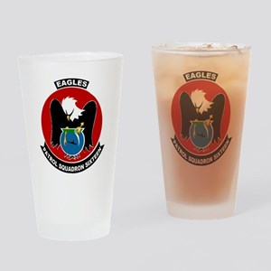 VP 16 Eagles Drinking Glass