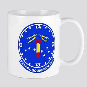 VP 10 Red Lancers Mug