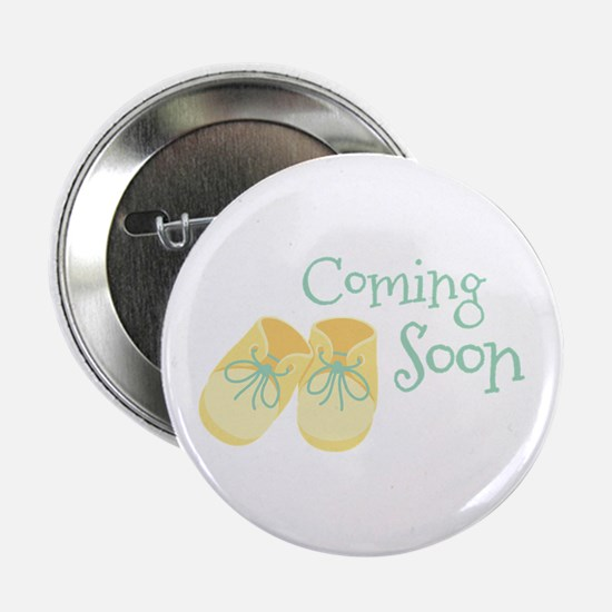 """Coming Soon 2.25"""" Button"""