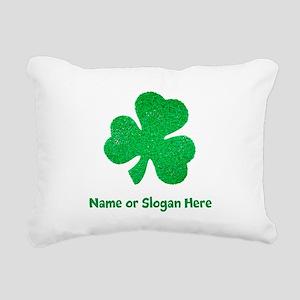Custom Irish St. Patricks Day Rectangular Canvas P