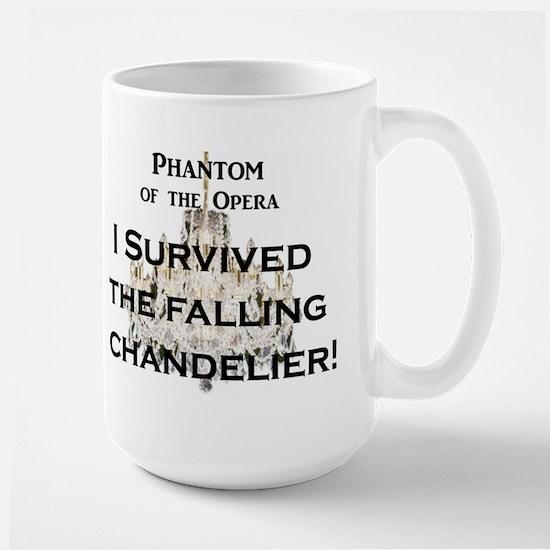 "Phantom of the Opera ""Falling Chandelier"" Large Mu"