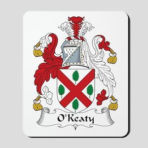 O'Keaty Mousepad