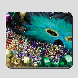 Carnival Spirit of Mardi Gras Mousepad