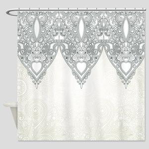 Decorative Shower Curtain