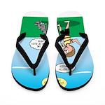 Tinkles Won't Fetch Flip Flops