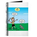 Tinkles Won't Fetch Journal