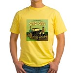 Things that Last Yellow T-Shirt