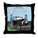 Things that Last Throw Pillow