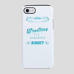 Wrestling World Design iPhone 7 Tough Case