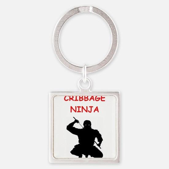 crrbbage Keychains