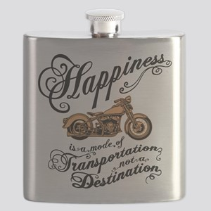 Mode of Happiness Flask