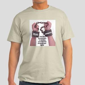 """Free Yourself"" Light T-Shirt"