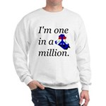 One in a Million Sweatshirt