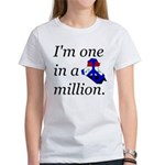 One in a Million Women's T-Shirt