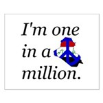 One in a Million Small Poster