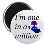 One in a Million Magnet