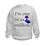 One in a Million Kids Sweatshirt