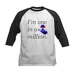 One in a Million Kids Baseball Jersey