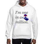 One in a Million Hooded Sweatshirt